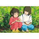 150 pieces - Mini Jigsaw Puzzle - Sen & Haku - Spirited Away - Ghibli - Ensky (new)