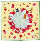 Big Handkerchief - 53x53cm - Jiji & Carnation - Kiki's Delivery Service - Ghibli - 2010 (new)