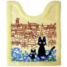 Toilet Mat (long) - 60x80cm - Jiji - yellow - Kiki's Delivery Service - Ghibli - 2010 (new)