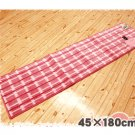 Rug Mat - 45x180cm - Jiji Embroidered - pink - Kiki's Delivery Service - 2009 - no production (new)