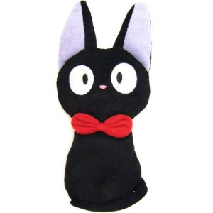 Eye Pillow - Rose in Sachet - Natural Herb - Jiji - Kiki's Delivery Service - Ghibli - 2010 (new)