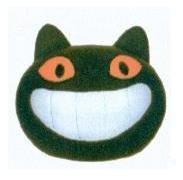 Finger Doll - Nekobus Face - Totoro - Ghibli - 2010 (new)
