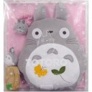 Cushion & 2 Rattle - Totoro - Ghibli - 2010 (new)