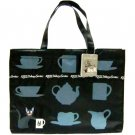 Tote Bag - Inner Pocket - Jiji & Cup Embroidered - Kiki's Delivery Service - Ghibli - 2010 (new)