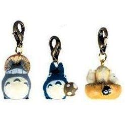 1 left - 3 Hook - Mushroom - Totoro & Chu & Sho & Kurosuke - Ghibli - no production (new)