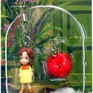 2 left - Strap & Hook - Apple - Karigurashi no Arrietty / The Borrower Arrietty - 2010 (new)
