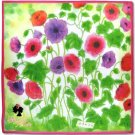 Handkerchief -43x43cm-made in Japan- Karigurashi no Arrietty / The Borrower Arrietty - 2010 (new)
