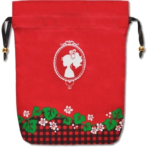 Kinchaku Bag - Karigurashi no Arrietty / The Borrower Arrietty - 2010 - no production (new)
