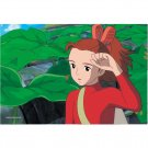 150 pieces Mini Jigsaw Puzzle - Arrietty - Ghibli - ensky - made in Japan - 2010 (new)