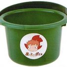 2 left - Mini Bucket - Ponyo - Ghibli - 2008 - out of production (new)