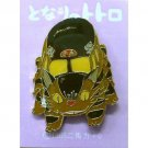Pin Badge - Nekobus - Totoro - Ghibli (new)