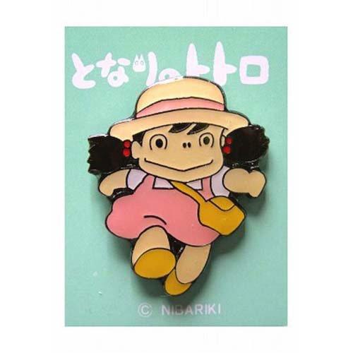 1 left - Pin Badge - Mei - walk - Totoro - Ghibli - no production (new)