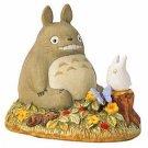 Music Box - Porcelain - niramekko - Totoro & Sho Totoro & Butterfly - Ghibli (new)