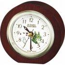 Alarm Clock - Quartz - wooden frame - Totoro - Ghibli - 2010 (new)