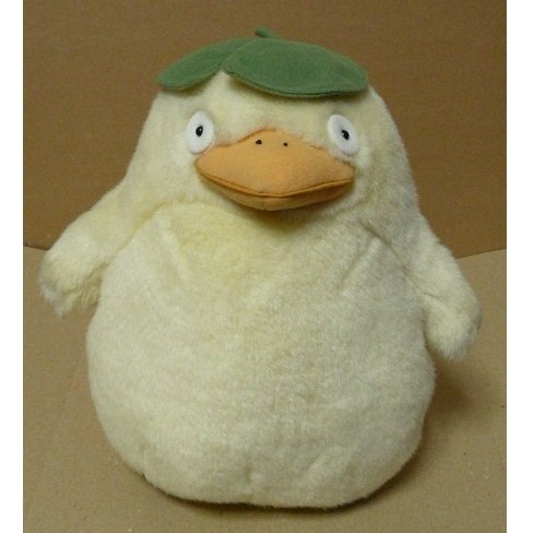 SOLD - Plush Doll (M) - H28cm - Ootori sama - Spirited Away - out of production (new)
