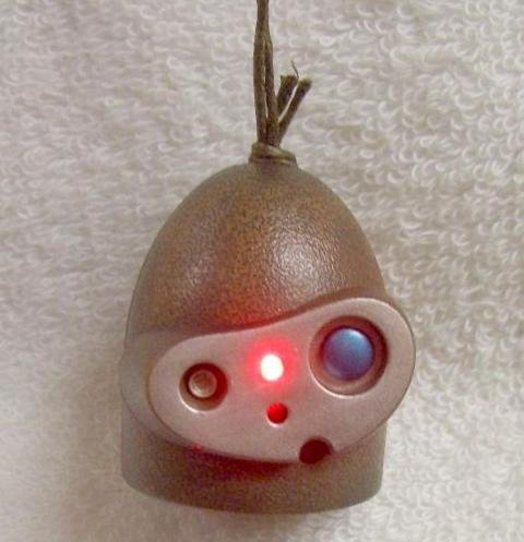 SOLD - LED Light & Sound & Timer - Strap - Laputa - Ghibli - out of production (new)