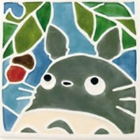 SOLD OUT - Coaster - Ceramics - Totoro - 2008 - out of production (new)