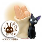Rubber Stamping - Jiji & Bread - OK - made in Japan - Kiki's Delivery Service - Ghibli (new)