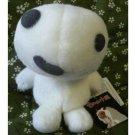 1 left - Plush Doll - H21cm - Bell - Kodama - Mononoke - Ghibli - 2007 - no production (new)