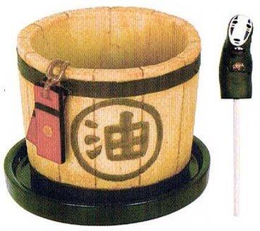 1 left - Mini Planter Pot - Kaonashi Pick - Spirited Away - Ghibli - 2011 - no production(new)