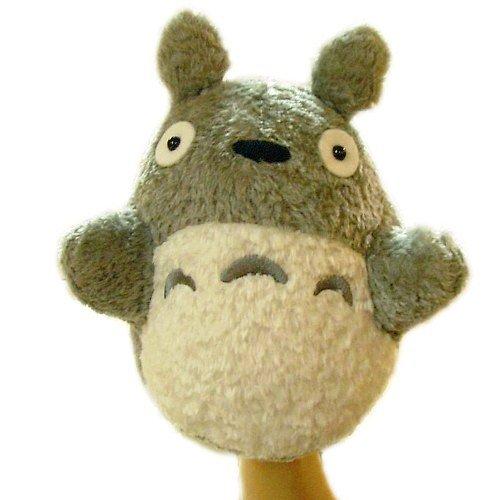 Hand Puppet - Plush Doll - Totoro - Ghibli - 2011 (new)
