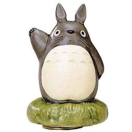 Music Box - Rotary - Porcelain - wave - Totoro - Ghibli - sekiguchi - out of production (new)
