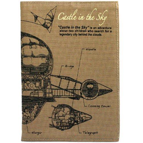 2012 Schedule / Calendar Book - Laputa - Ghibli (new)