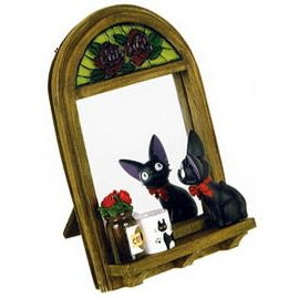 Mirror - Standing & Wall Hanging Types - Jiji - Kiki's Delivery Service - Ghibli - 2011 (new)