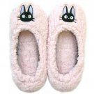 Room Shoes - Fluffy - Jiji - Kiki's Delivery Service - Ghibli - 2011 (new)