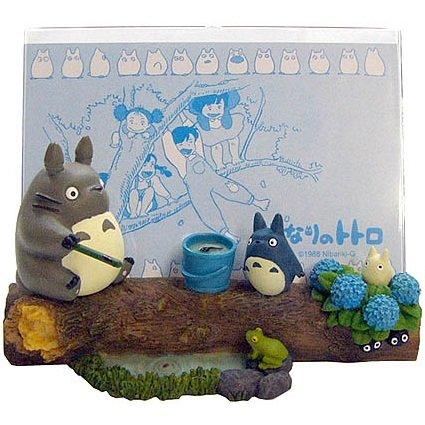 Photo Frame - summer - Totoro & Chu & Sho & Kurosuke - Ghibli - 2011 - no production (new)