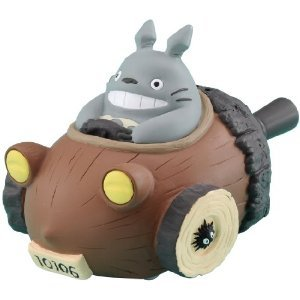 Music Box / Orgel - 3 Melody in 3 Ways - Move & Turn & Botton - Totoro - Ghibli - 2011 (new)