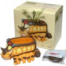 Mini Planter Pot & Seed & Soil Set - Aster - Nekobus - Totoro - 2013 (new)