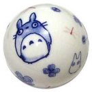 1 left - Floating Ball - Porcelain - Totoro - Ghibli - out of production (new)