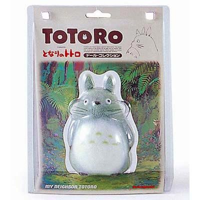 Doll - Flocking Process - Totoro - Ghibli - Sekiguchi (new)