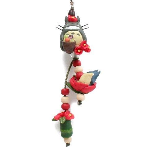 Hook & Strap -Natural Crystal-camellia- Totoro & Chu & Sho & Kurosuke - outofproduction(new)