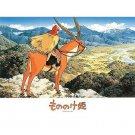 500 pieces Jigsaw Puzzle - haruka na daichi - Ashitaka & Yakkuru - Mononoke - Ghibli - Ensky (new)