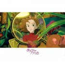500 pieces Jigsaw Puzzle - kagami no nakano Arrietty - Ghibli - Ensky - made in Japan (new)