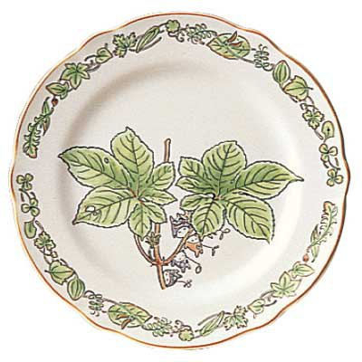 Plate (S) - 17cm - Bone China - Noritake - Totoro - Ghibli (new)
