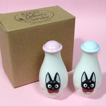 1 left - Salt & Pepper Shacker - Ceramics - Jiji - Kiki's Delivery Service - no production (new)