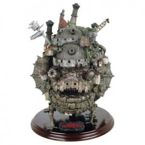 1 left - Figure - Howl&#039;s Moving Castle - Ghibli - out of production (used)
