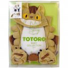 Baby Clothes & Cap & Shoes - 3 items - Baby Gift Set - Nekobus - Totoro - Ghibli - 2011 (new)