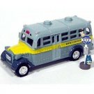 2 left - Bonnet Bus - Chu & Sho Totoro & Bus Stop - Figure Toy - Tomica - no production (new)