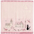 Wash Towel - Jiji & Avenue - Embroidery - Non Twisted Thread - Kiki&#39;s Delivery Service - 2010 (new)