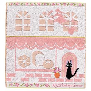 Wash Towel - NonThread Steam Shirring - town - Jiji - Kiki&#039;s Delivery Service - 2009 (new)