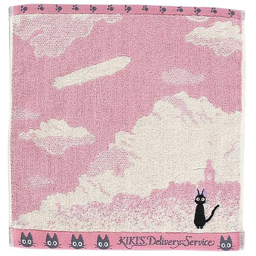 Hand Towel - NonThread Steam Shirring -Korico- Jiji - Kiki's Delivery Service - 2009(new)