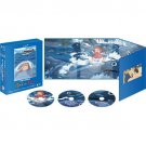Blu-ray 4 disc- Tokubetsu Hozonban - Ponyo - Hayao Miyazaki -made in Japan - 2009(new)