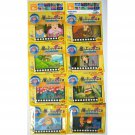 1 left - 8 Magnet Set - Lawson - Ponyo - Ghibli - no production (new)