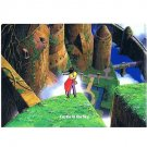 Clear File A4 - 22x31cm - Pazu & Sheeta - Laputa - Ghibli - 2012 (new)