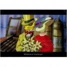 Clear File A5 - 15.5x22cm - Baron & Louis - Whisper of the Heart - Ghibli - 2012 (new)