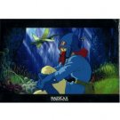 Clear File A5 - 15.5x22cm - Nausicaa - Ghibli - 2012 (new)